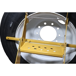 Unique Truck Ladders Dayton Amp Dual Wheel Adapter For Big